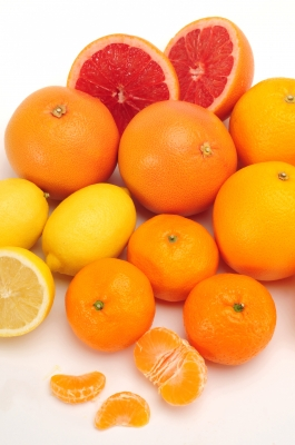 healthy salad recipe, citrus salad, orange, grapefruit,